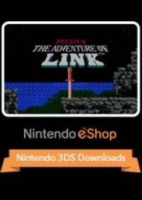 Zelda II: The Adventure of Link Box Art