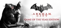 Batman: Arkham City - Game of the Year Edition Box Art