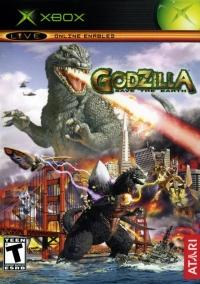 Godzilla: Save the Earth Box Art