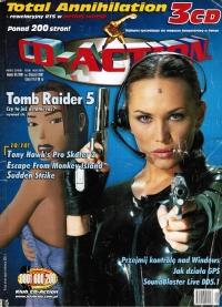 CD-ACTION #56 (January 2001) Box Art
