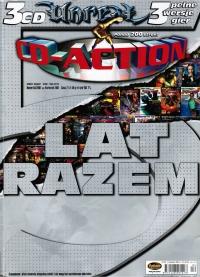 CD-ACTION #59 (April 2001) Box Art