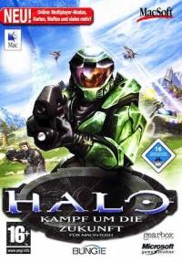 Halo: Kampf um die Zukunft [DE] Box Art
