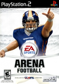 Arena Football Box Art