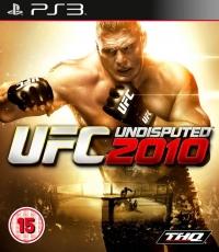 UFC Undisputed 2010 [UK] Box Art