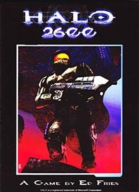 Halo 2600 - 2013 Edition Box Art