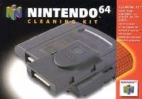 Nintendo 64 Cleaning Kit Box Art