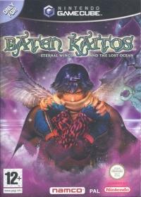 Baten Kaitos: Eternal Wings and the Lost Ocean Box Art