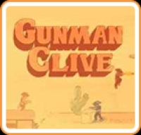 Gunman Clive Box Art