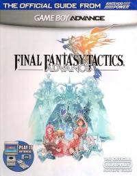 Final Fantasy Tactics Advance - The Official Nintendo Player's Guide Box Art