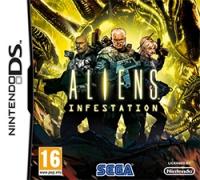 Aliens: Infestation Box Art