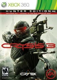 Crysis 3 - Hunter Edition Box Art