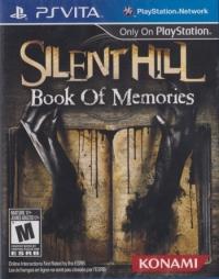 Silent Hill: Book of Memories Box Art