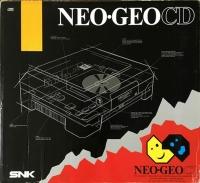 Neo Geo CD (Front Loader) Box Art