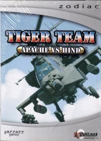 Tiger Team: Apache vs Hind Box Art