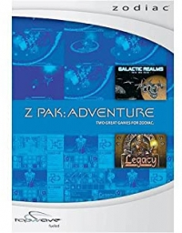 Z Pak: Adventure Box Art