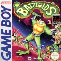 Battletoads Box Art