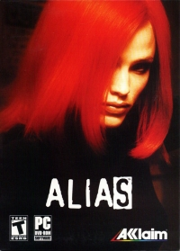 Alias Box Art