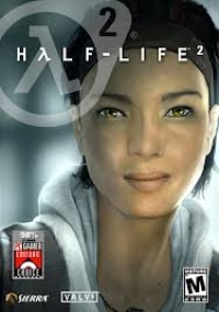 Half-Life 2 (Alyx Cover) Box Art