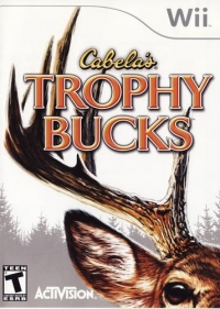 Cabela's Trophy Bucks Box Art