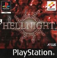 Hellnight Box Art
