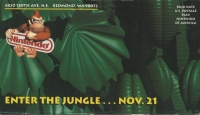 Donkey Kong Country: Exposed Box Art