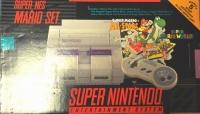 Super Nintendo - Mario Set Box Art