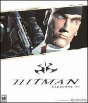Hitman: Codename 47 Box Art