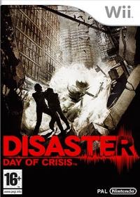 Disaster: Day of Crisis Box Art