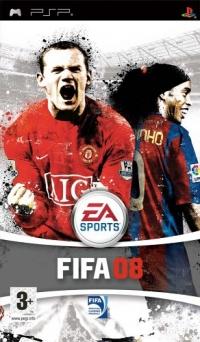 FIFA 08 Box Art