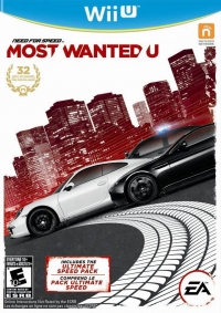 Need for Speed: Most Wanted U Box Art