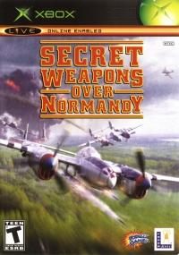 Secret Weapons Over Normandy Box Art