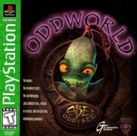 Oddworld: Abe's Oddysee - Greatest Hits Box Art