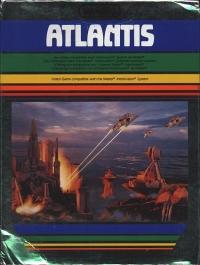 Atlantis (text label) Box Art