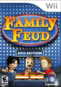 Family Feud: 2012 Edition Box Art