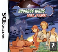Advance Wars: Dual Strike Box Art