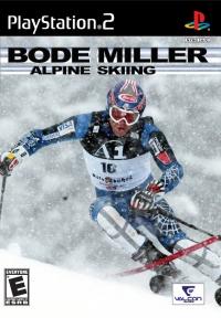 Bode Miller Alpine Skiing Box Art
