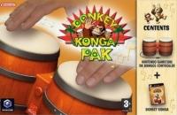 Donkey Konga Pak - Donkey Konga [EU] Box Art