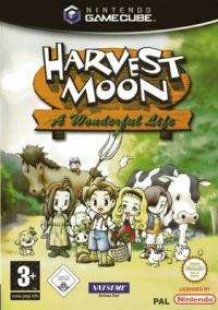 Harvest Moon: A Wonderful Life Box Art
