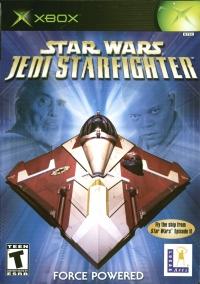 Star Wars: Jedi Starfighter Box Art