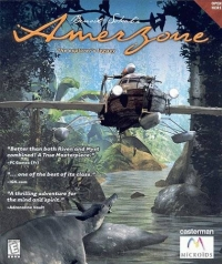 Amerzone: The Explorer's Legacy Box Art