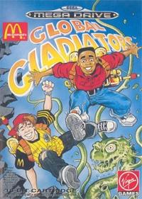 Global Gladiators Box Art