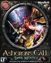 Asheron's Call Dark Majesty Box Art