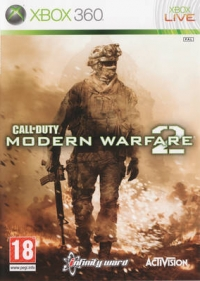Call of Duty: Modern Warfare 2 Box Art