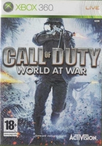 Call of Duty: World at War Box Art