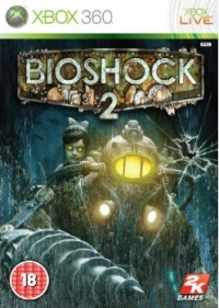 BioShock 2 [UK] Box Art