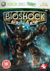 BioShock [UK] Box Art