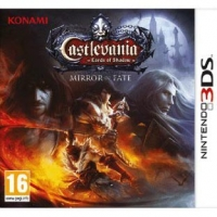 Castlevania: Lords of Shadow: Mirror of Fate Box Art
