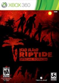 Dead Island Riptide: Special Edition Box Art