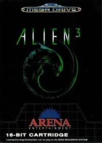 Alien 3 Box Art