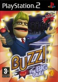Buzz!: The Big Quiz Box Art